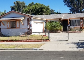 Pre Foreclosure in San Diego 92114 GOLDCREST LN - Property ID: 1212321378