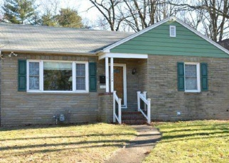 Pre Foreclosure in Woodbury Heights 08097 GLASSBORO RD - Property ID: 1212405925