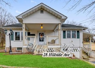 Pre Foreclosure in Milford 08848 HILLSIDE AVE - Property ID: 1212410732