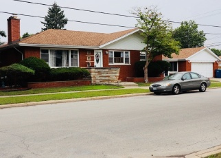 Pre Foreclosure in Evergreen Park 60805 S SPRINGFIELD AVE - Property ID: 1212777758