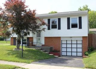 Pre Foreclosure in Columbus 43232 REINBEAU DR - Property ID: 1213857355