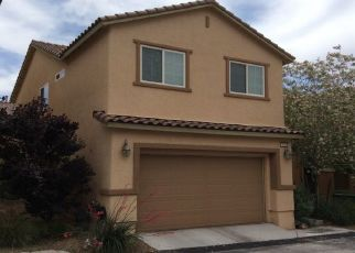 Pre Foreclosure in Las Vegas 89130 CAMILLE FLORA CT - Property ID: 1215059146