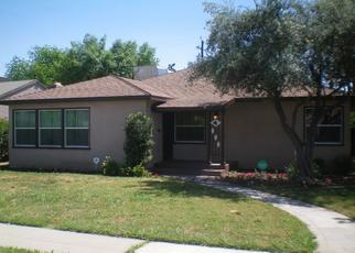 Pre Foreclosure in Fresno 93704 E GARLAND AVE - Property ID: 1215235216