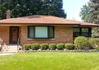 Pre Foreclosure in Villa Park 60181 N PRINCETON AVE - Property ID: 1215552758