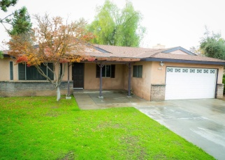 Pre Foreclosure in Fresno 93722 N PIMA AVE - Property ID: 1215612762