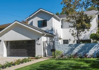 Pre Foreclosure in Valley Village 91607 BLUEBELL AVE - Property ID: 1215647806