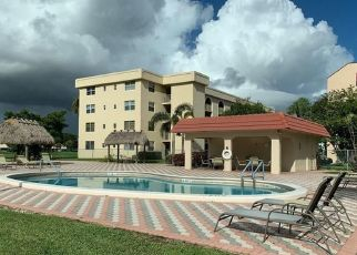 Pre Foreclosure in Pompano Beach 33063 HOLIDAY SPRINGS BLVD - Property ID: 1215892625