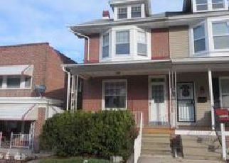 Pre Foreclosure in Reading 19606 WOODVALE AVE - Property ID: 1215935993