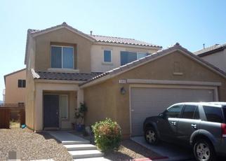 Pre Foreclosure in Las Vegas 89122 COPPER BRACELET AVE - Property ID: 1215970135