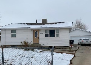 Pre Foreclosure in Salt Lake City 84128 W 3850 S - Property ID: 1216019636