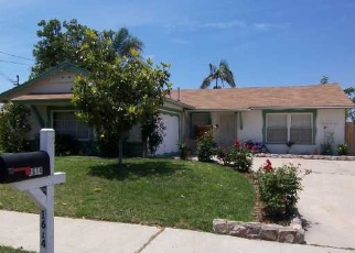 Pre Foreclosure in Lemon Grove 91945 WATWOOD RD - Property ID: 1216091459