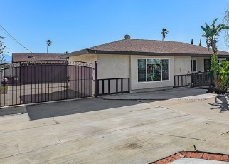 Pre Foreclosure in Fontana 92336 TAMARIND AVE - Property ID: 1216099342