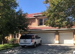 Pre Foreclosure in Sun City 92585 RILEY CIR - Property ID: 1216359501
