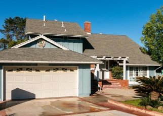 Pre Foreclosure in Newbury Park 91320 BEATTY PL - Property ID: 1216428259