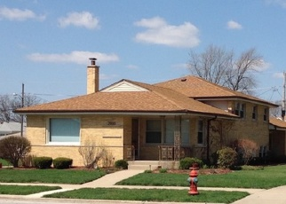 Pre Foreclosure in Evergreen Park 60805 W 101ST ST - Property ID: 1216567541