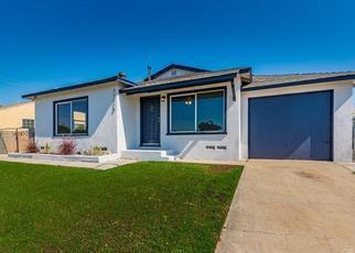 Pre Foreclosure in Whittier 90605 CARMENITA RD - Property ID: 1216719517