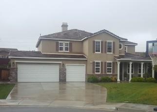 Pre Foreclosure in Menifee 92584 BEESWING CIR - Property ID: 1216725653