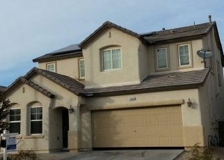 Pre Foreclosure in North Las Vegas 89081 PRAIRIE ORCHID AVE - Property ID: 1217102750