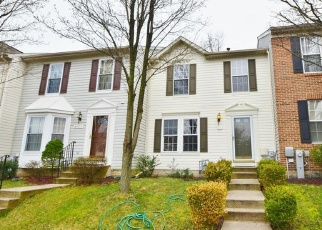 Pre Foreclosure in Laurel 20723 ASHBERRY CT - Property ID: 1217213103