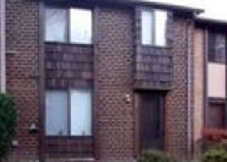 Pre Foreclosure in Columbia 21045 FRIETCHIE ROW - Property ID: 1217293710