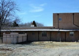 Pre Foreclosure in Los Lunas 87031 VEGAS RD - Property ID: 1217505685