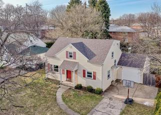 Pre Foreclosure in Rochester 14616 MENARD DR - Property ID: 1217629181