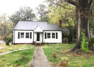 Pre Foreclosure in Concord 28025 FOREST ST NW - Property ID: 1217719406