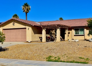 Pre Foreclosure in Cathedral City 92234 RANGO RD - Property ID: 1218168782