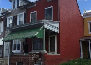 Pre Foreclosure in Reading 19604 MULBERRY ST - Property ID: 1218210828