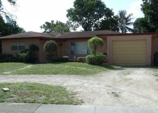 Pre Foreclosure in Fort Lauderdale 33312 E MELROSE CIR - Property ID: 1218326892