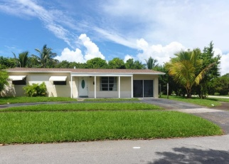Pre Foreclosure in Fort Lauderdale 33313 NW 50TH AVE - Property ID: 1218491115