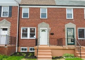 Pre Foreclosure in Baltimore 21213 BREHMS LN - Property ID: 1218939158