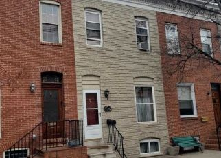 Pre Foreclosure in Baltimore 21230 RIVERSIDE AVE - Property ID: 1218988214