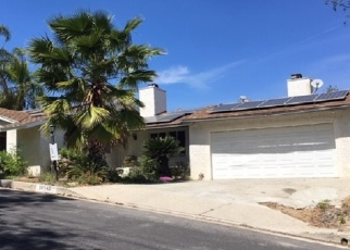 Pre Foreclosure in Tarzana 91356 KAREN DR - Property ID: 1219005750