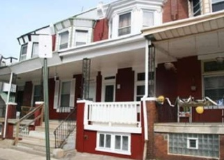 Pre Foreclosure in Philadelphia 19139 IRVING ST - Property ID: 1219341672