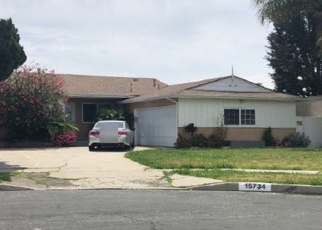 Pre Foreclosure in Whittier 90604 WILMAGLEN DR - Property ID: 1219528690