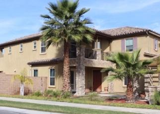Pre Foreclosure in Corona 92883 QUIET BAY DR - Property ID: 1219533499