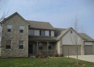 Pre Foreclosure in Canal Winchester 43110 SHADY MAPLE DR - Property ID: 1219605772