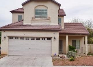 Pre Foreclosure in North Las Vegas 89031 MASSERIA CT - Property ID: 1219702557