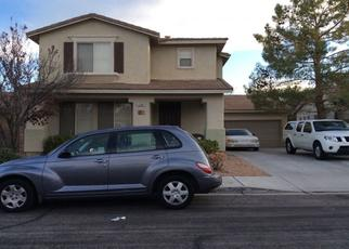 Pre Foreclosure in Henderson 89052 FLUTE AVE - Property ID: 1219721838