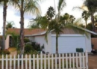 Pre Foreclosure in San Marcos 92078 9TH ST - Property ID: 1220177767