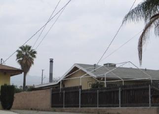 Pre Foreclosure in Mentone 92359 TOURMALINE AVE - Property ID: 1220186965