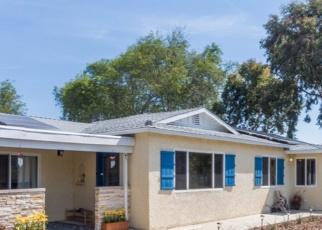 Pre Foreclosure in Escondido 92026 PALOS VERDES DR - Property ID: 1220192656