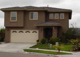 Pre Foreclosure in San Diego 92154 VISTA SAN JAVIER - Property ID: 1220488277