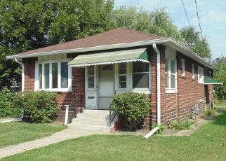 Pre Foreclosure in Hobart 46342 E HOME AVE - Property ID: 1220639832