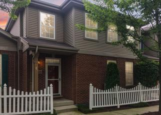 Pre Foreclosure in Tinley Park 60477 DEARBORN CT - Property ID: 1220748887