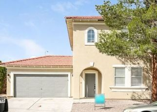 Pre Foreclosure in Las Vegas 89129 AVIANO PINES AVE - Property ID: 1220960418