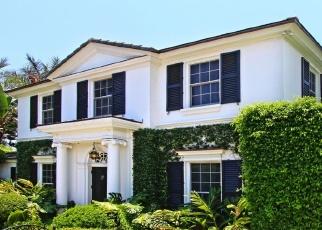 Pre Foreclosure in Palm Beach 33480 SANFORD AVE - Property ID: 1221018226