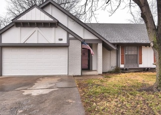Pre Foreclosure in Broken Arrow 74012 W LOUISVILLE ST - Property ID: 1221075611