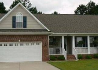 Pre Foreclosure in Fayetteville 28312 DESERT COVE CIR - Property ID: 1221243345